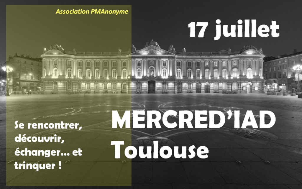 """Mercred'IAD"" : Rencontre toulousaine"